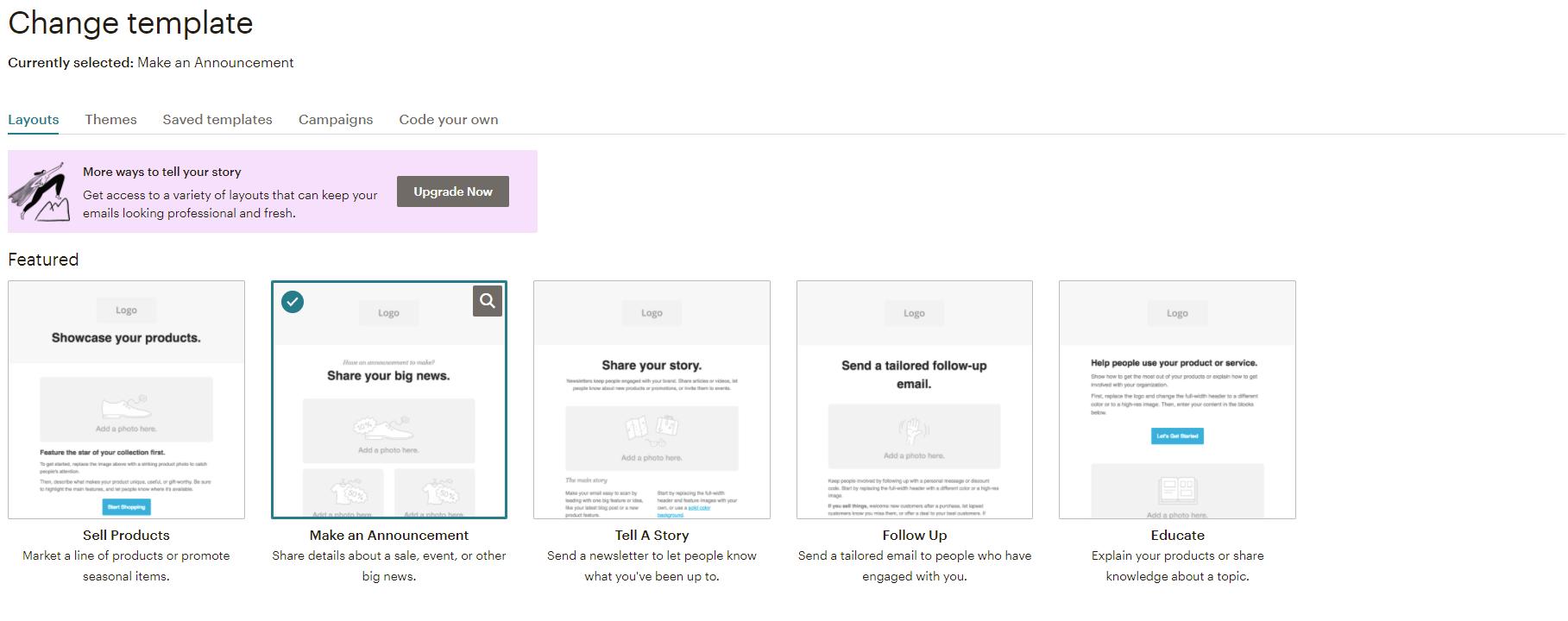 mailchimp design email-3