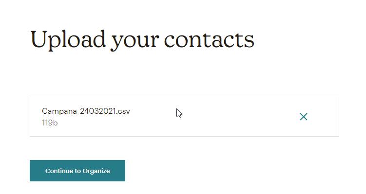 mailchimp import contacts-3